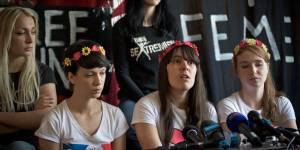 Femen Tunisie : les militantes racontent leur éprouvant séjour en prison