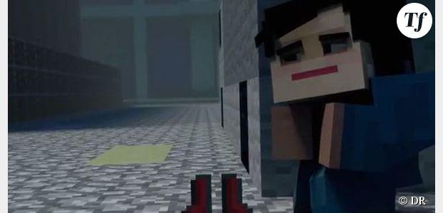 Pacific Rim : une version Minecraft avant la sortie au cinéma – Vidéo