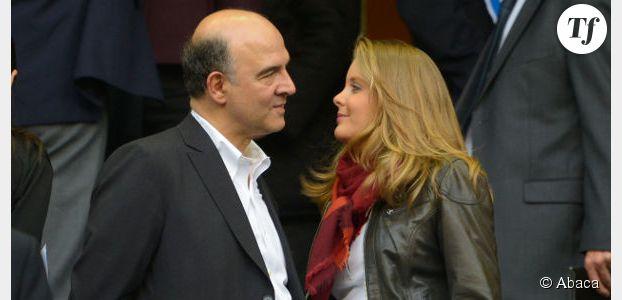 Pierre Moscovici : Marie-Charline Pacquot et son chat Hamlet dépoussièrent son image