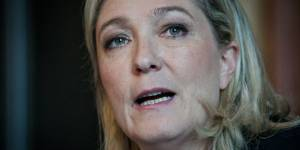 Marine Le Pen : son immunité levée, que risque-t-elle ?