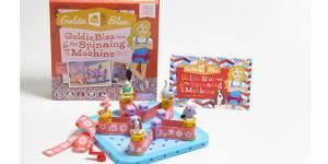 Goldieblox : enfin un jeu de construction pour petites filles