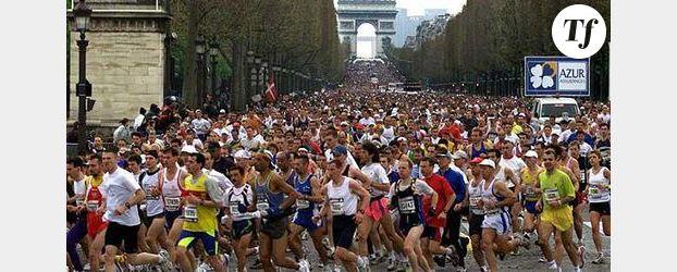 Le 35ème Marathon de Paris solidaire avec le Japon