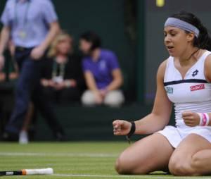 Wimbledon 2013 : Accusée d'être trop grosse, Marion Bartoli prend sa revanche
