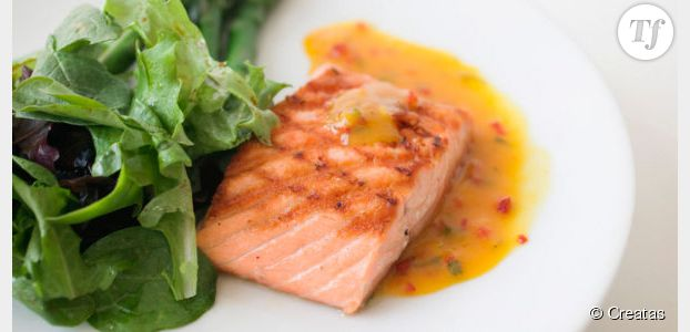 Il faut manger du poisson deux fois par semaine maximum