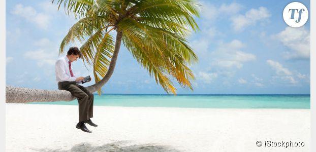 45% des salariés français vont travailler pendant leurs vacances