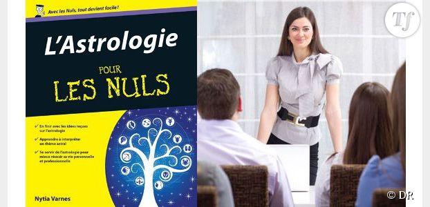 Astrologie : le nouvel outil de coaching au travail