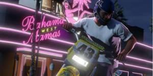 GTA 5 : un gameplay explosif et des nouveautés à gogo - Trailer