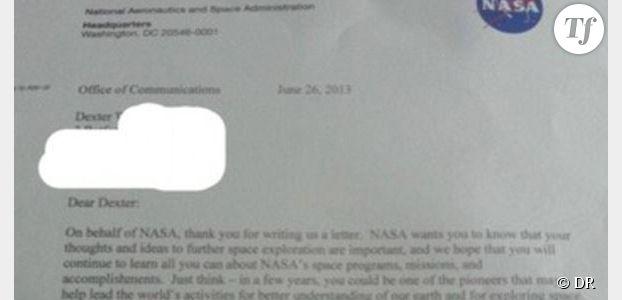 Nasa : un enfant se propose pour une virée sur la planète Mars