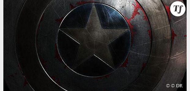 Captain America 2 : la première affiche teaser