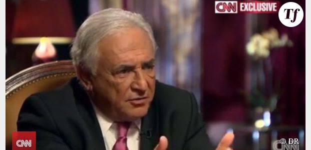 DSK sur CNN : interview de Dominique Strauss-Kahn  en direct live streaming et replay