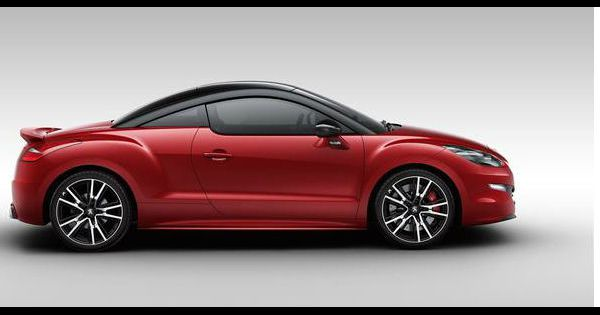 rcz r la peugeot la plus puissante de l 39 histoire de la marque. Black Bedroom Furniture Sets. Home Design Ideas