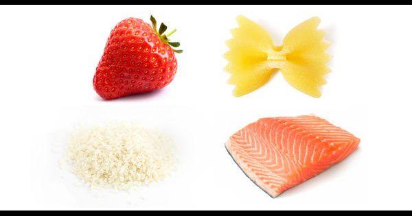Fraises saumon riz ces aliments dangereux qu 39 il - Charancon du riz dangereux ...