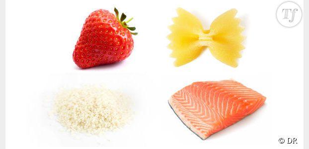 Fraises, saumon, riz : ces aliments dangereux qu'il faudrait bannir de nos assiettes