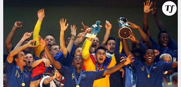 Football : les Bleuets sacrés champions du monde aux tirs au but (0-0 ; 4-1)