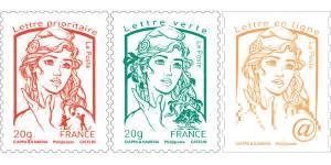 """Nouveau timbre : le créateur de la Marianne """"Femen"""" s'explique"""