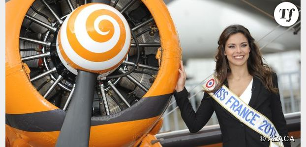 Miss France 2013 : Marine Lorphelin parle d'argent sur TF1