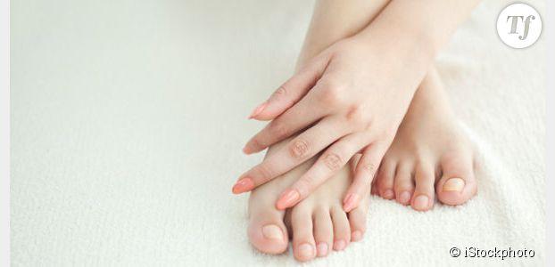 Prendre soin de ses mains, de ses pieds et de ses ongles