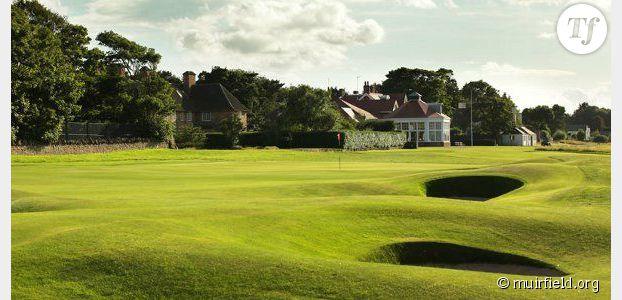 Muirfield : le club de golf interdit aux femmes fait scandale