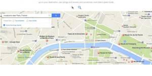 Google Maps 2 vous guide sur Internet et iPad