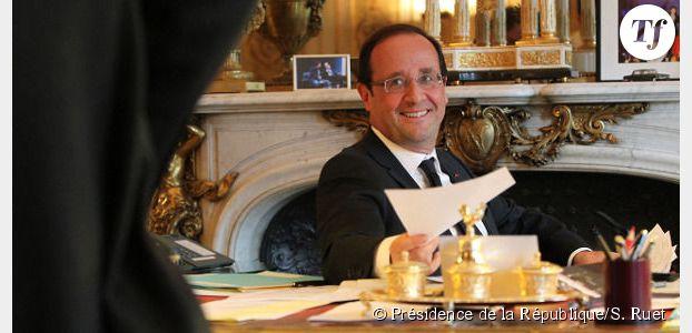 Le Tumblr de l'Élysée : quand Hollande se la joue à la Obama
