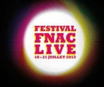 Paris Plage 2013 : programme des concerts du Festival Fnac Live