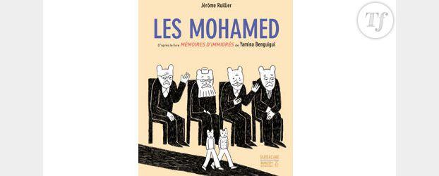 Les Mohamed, la BD qui s'inspire du best-seller de Yamina Benguigui