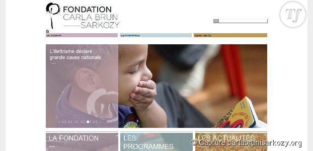 Site web de Carla Bruni-Sarkozy : pourquoi fait-il grincer des dents ?