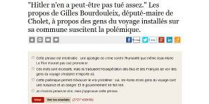 Sondage lepoint.fr : Twitter s'enflamme, le site s'excuse