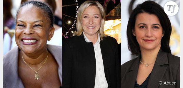 Taubira, Le Pen et Duflot sous le feu nourri des twittos