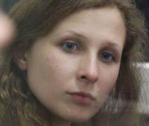 Pussy Riot : la punkette Maria Alekhina reste en prison