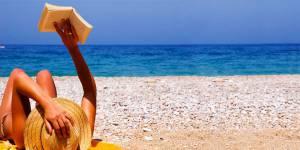Notre sélection de livres de plage pour vos vacances