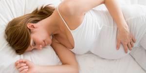 Grossesse : les troubles du sommeil sont mauvais pour le bébé