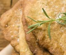 Cookies et sablés inratables : recette de mini-cookies chèvre thym