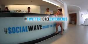 Twitter : visitez le premier hôtel dédié au réseau social à Majorque - vidéo