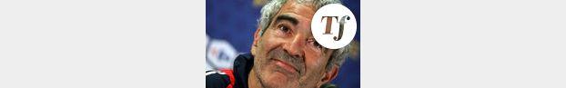 Domenech: coach dans une émission de télé sur France 3