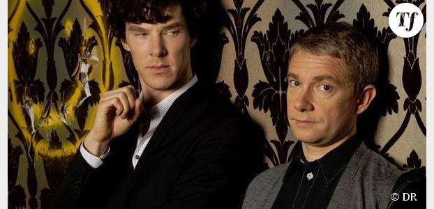 Sherlock : le premier teaser de la saison 3 dévoilée