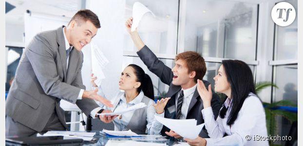 Comment maîtriser sa colère au bureau ?