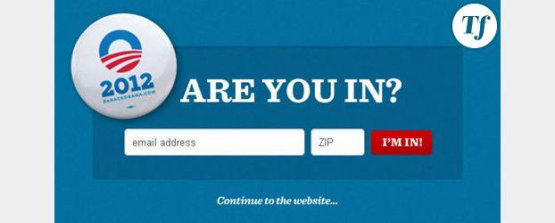 Barack Obama : président Web 2.0, bientôt en tchat sur Facebook !