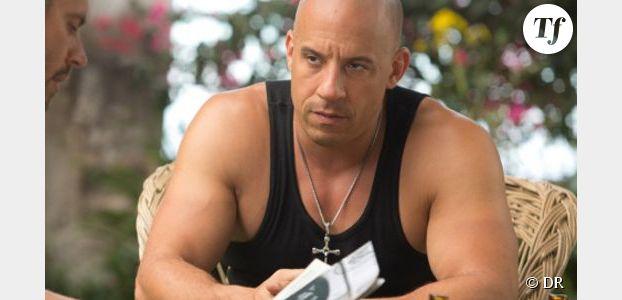 Vin Diesel au casting des Gardiens de la Galaxie
