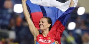 JO de Sotchi 2014 : Yelena Isinbayeva se dit pour la loi anti-gay puis se ravise