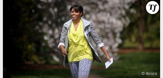 Michelle Obama sort un album hip-hop pour lutter contre l'obésité