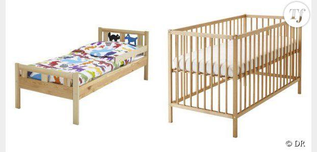 Ikea Rappelle Des Lits Pour Enfants Pour Prevenir Un Risque De