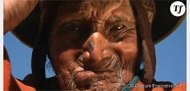 Carmelo Flores Laura, 123 ans, est l'homme le plus vieux du monde