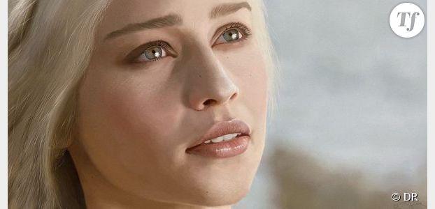 Game of Thrones : Emilia Clarke (Daenerys) dans une pub contre le viol