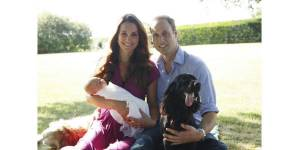 Prince George : les photos officielles du Royal Baby sont-elles révolutionnaires ?