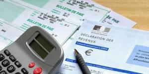 Impôt sur le revenu : les imprimés envoyés aujourd'hui