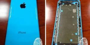 iPhone 6 / 5C : première photo de la version bleue avant la sortie ?