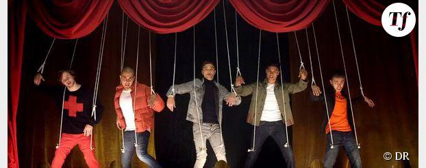 Les N'Sync se reforment pour les MTV Video Music Awards