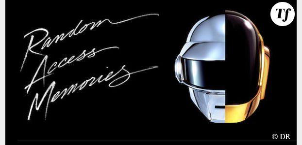 Daft Punk dévoile un extrait de Lose yourself to dance