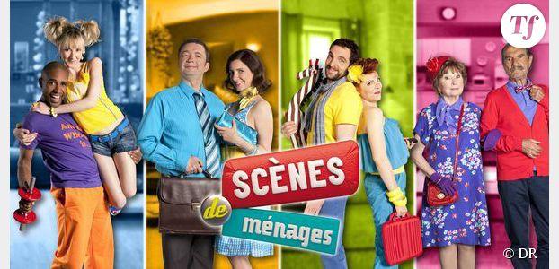 Scènes de ménages : Alexandre Astier, Arié Elmaleh, Amel Bent et M. Pokora en prime sur M6